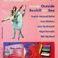 1997 Summer brochure De La Warre Pavilion, Bexhill 1