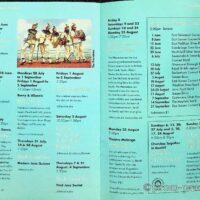 1997 Summer brochure De La Warre Pavilion, Bexhill 1a