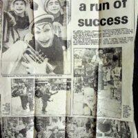 1998-07 One Man Band Shebang Festival, review