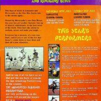 1999-05-11 One Man Band Shebang flier 1a