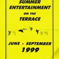 1999-05 De la Warr Pavilion Sun Deck programme 1