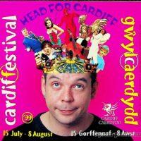 1999-07-08 Cardiff International Street Festival brochure 1