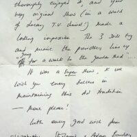1999-07-20 Fanmail from Bury St Edmunds 1a
