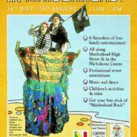 1999-07-31Maidenhead Seaside Magic brochure 1