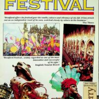 1999 Bradford International Festival folder 1