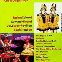 1999 De La Warr Pavilion summer brochure 1