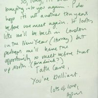 1999 Fanmail from Lancaster 1a
