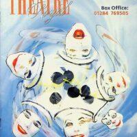 1999 Theatre Royal, Bury St Edmunds summer season brochure 1