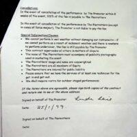 1999.05 contract for De la Warr Pavilion 1b