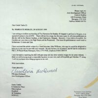 1999.07.05 Margate Medley contract