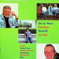 2000-05 De La Warre Pavilion, Bexhill-on Sea, brochure 1