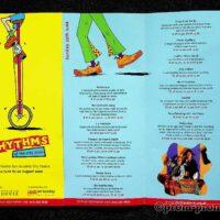 2000-06-25 Leeds Rhythms of the City publicity
