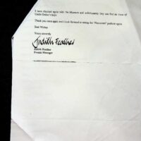 2000-06-27 Mersey River Festival - thank you letter 1a