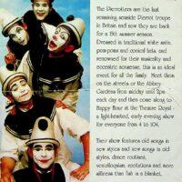 2000-08-11 Happy Hour, Bury St Edmunds - back
