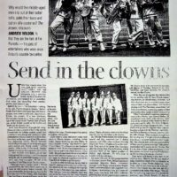 2000 Article from Daily Mail re 'Picture This' - from NASE