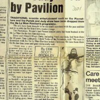 Bexhill paper 2001