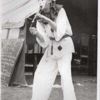 Brighton Free Festival 1986 on The Level 1 - Professor Backo