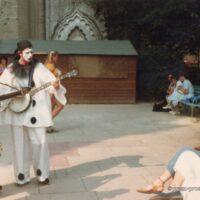 Outside The Royal Pavilion 1983