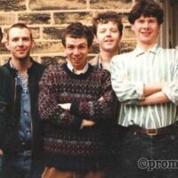 1989 Rotters in mufti at Theatre in the Mill