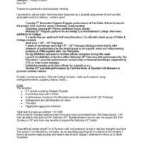 Today's stuff Tony's email 2006-10-06
