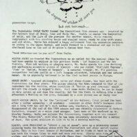 1987 Press release