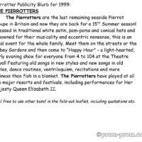 1999 Blurb