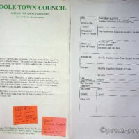 2007-03-05 Goole Town Council contract