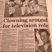 Barrow Evening Mail 2000
