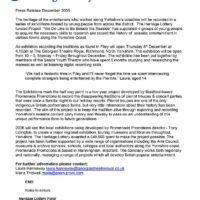 HLF press release Richmond Exhibition edited version