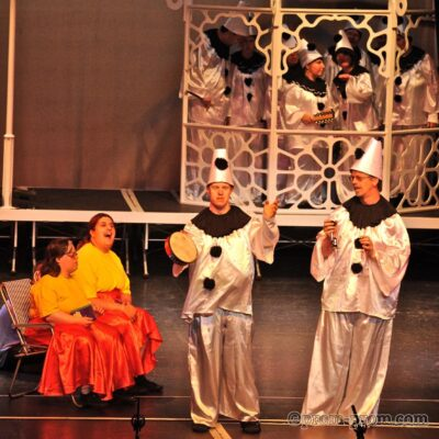 'Illyria by the Sea', Side by Side Theatre 2013