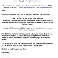 Invitation to Richmond HLF 1-1