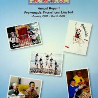 Prom-Prom annual Report 2004-5 1