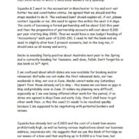 Rotter letter 17-03-1999 page1